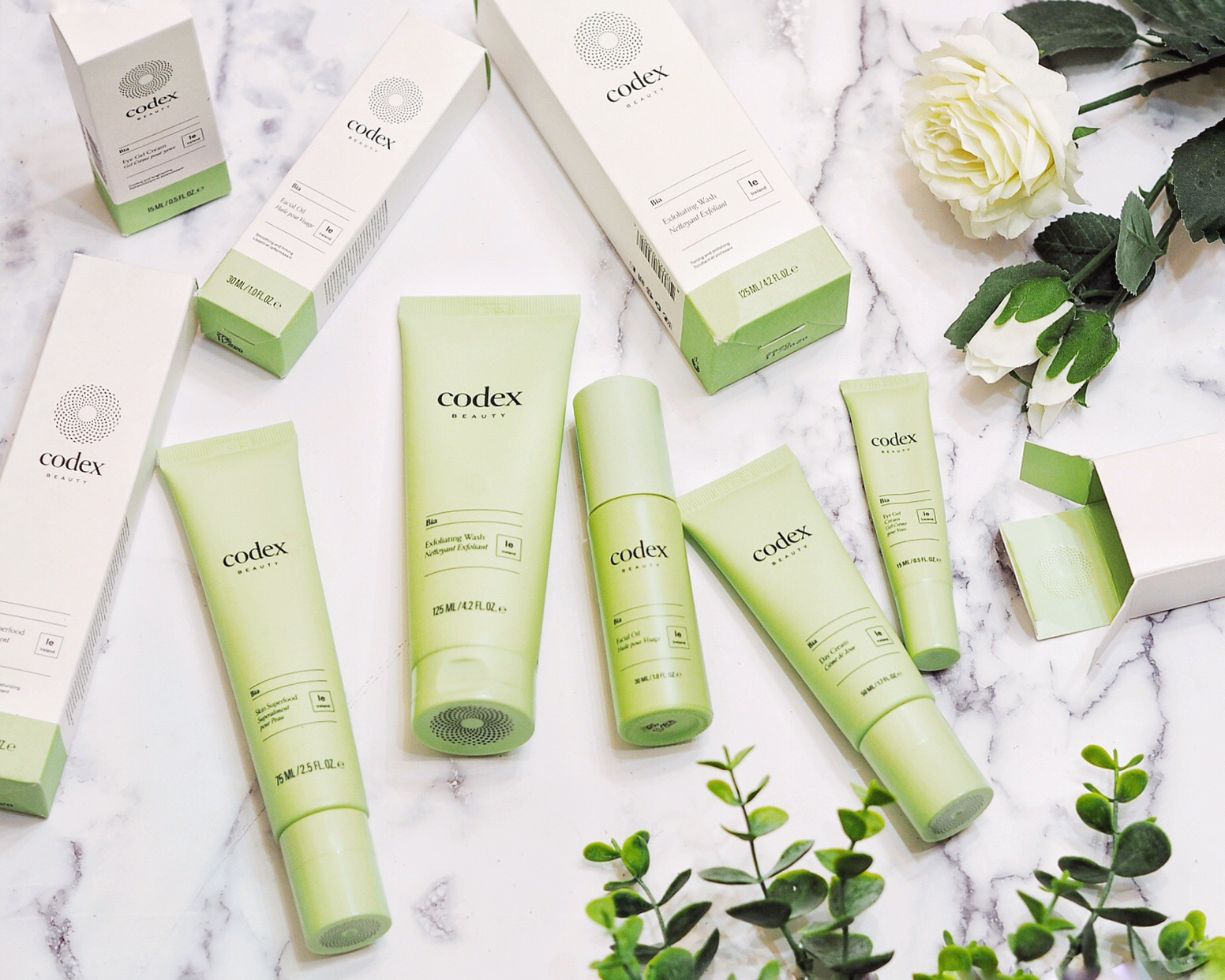 codex skin care