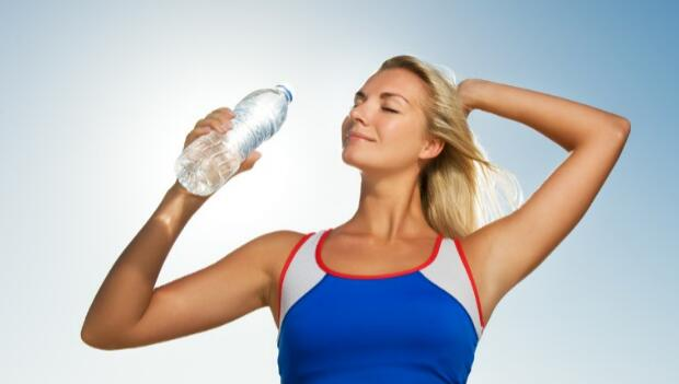 hydrate remove toxins